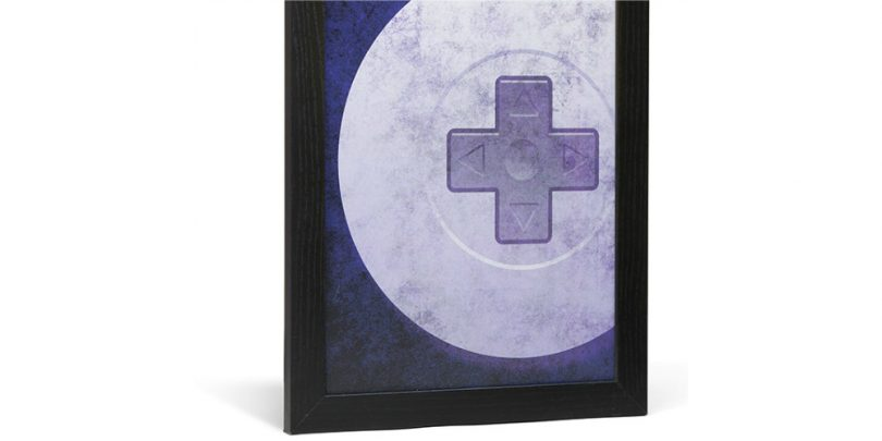 3-Piece SNES Canvas Solo