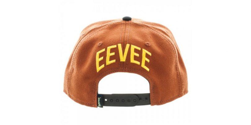 Eevee back lettering snapback