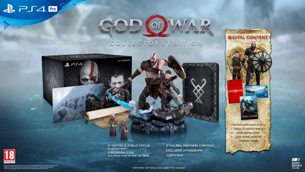 GodofWar_Collectors_PS4