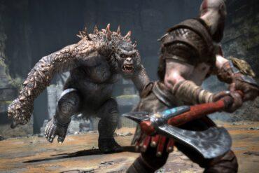 God of War Troll Screencap