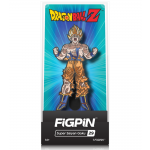 Dragon Ball Z Goku Enamel Pin - (Super Saiyan) |by FiGPiN|