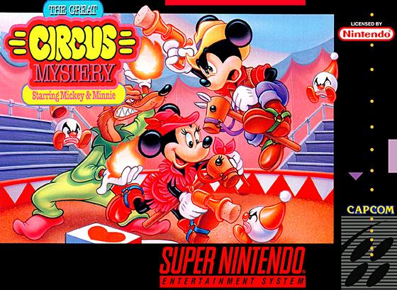 GreatCircusMystery_SNES_BoxArt