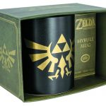 Legend of Zelda Ceramic Mug w/ Hyrule Crest | Collectors Edition