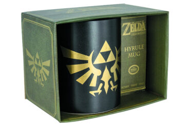 Hyrule Ceramic Coffee Mug in Box