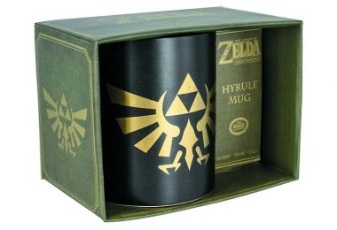 Hyrule Ceramic Coffee Mug in Box