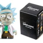 "Rick and Morty Kid Robot Vinyl | ""Inebriated Rick, 2/24"""