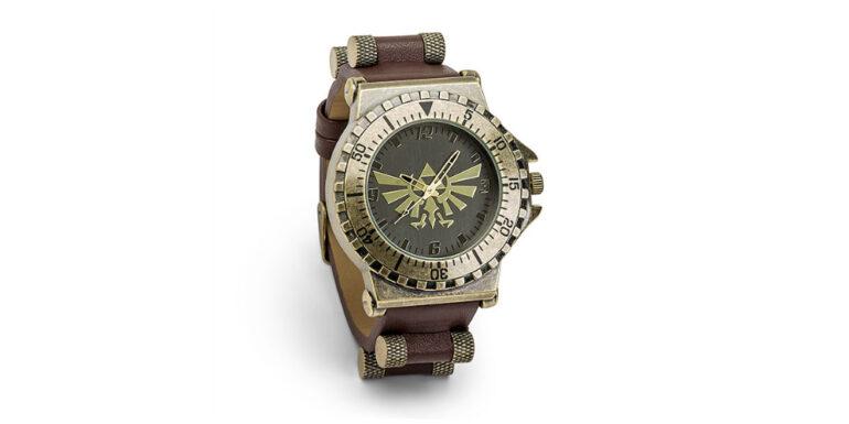 Legend of Zelda Watch of Time Wrist Watch
