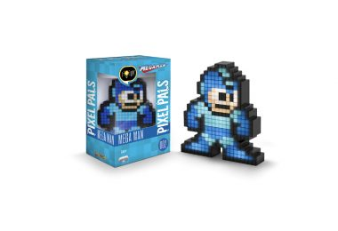 Mega Man 8-Bit PDP Pixel Pal In Box