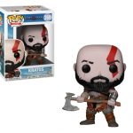 "Kratos, New ""God of War"" Funko ""Pop!"" Vinyl"