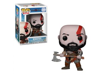 New Kratos God of War PS4 Vinyl Doll - Funko Pop