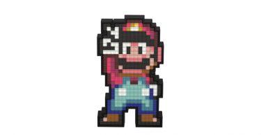 PDP Pixel Pals Front Facing Mario