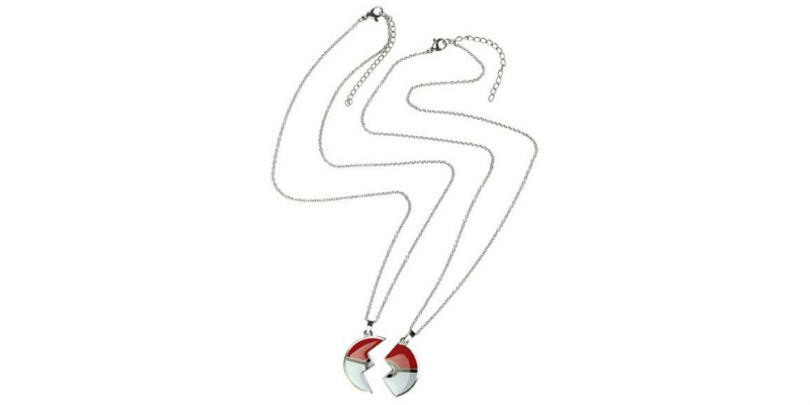 Pokemon Best Friends Necklace Zoomed Out