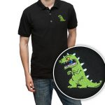 Rugrats Unisex Reptar Polo