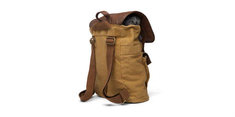 Rick Grimes Walking Dead Backpack - Back
