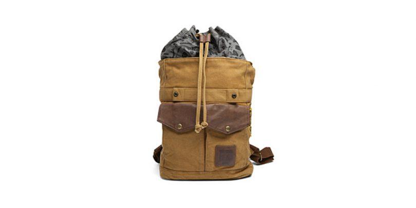 Rick Grimes Walking Dead Backpack - Open