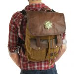 The Walking Dead: Rick Grimes Zombie Apocalypse Sheriff Backpack