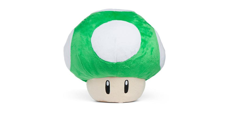 Super Mario 1-Up Plush