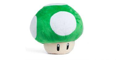 Super Mario 1-Up (angle)Plush