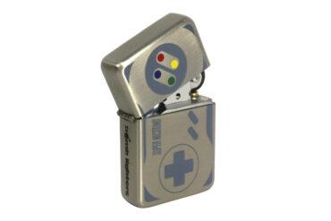 Super Nicotino Lighter, Nintendo Pardody (Open)