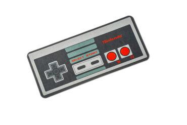 ThinkGeek Nintendo Mat
