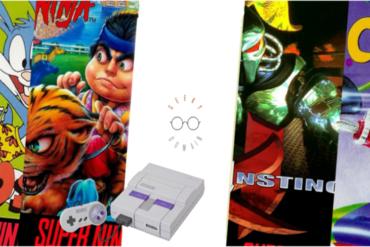 Underrepresented SNES Games of the 90's