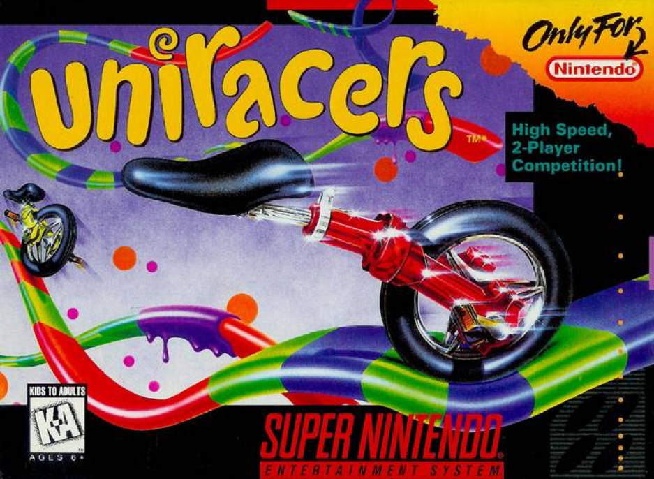 Uniracer_Box_Art_SNES