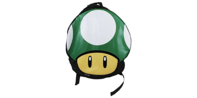 1-Up Super Mario Mushrom Backpack