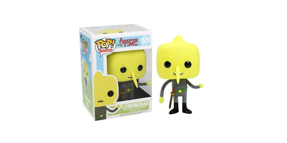 Adventure TIme Lemon Grab Funko POP!