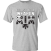 Choose Your Weapon Gaming T-shirt