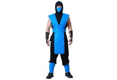Mortal Kombat Sub Zero Cosplay