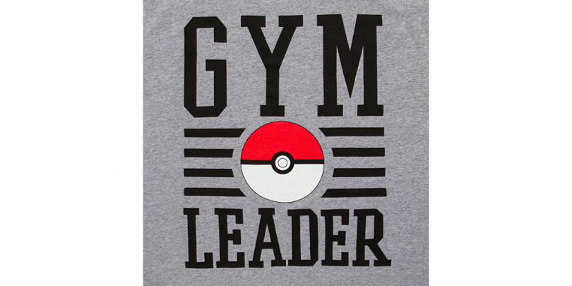 Pokemon Gym-Leader Print
