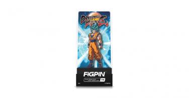 Dragon Ball FIghter Z FiGPiN SUper Saiyan Blue (SSGSS)