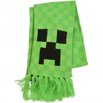 Minecraft Creeper Scarf by J!NX
