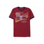 NES Throwback 1985 Ringer T-shirt