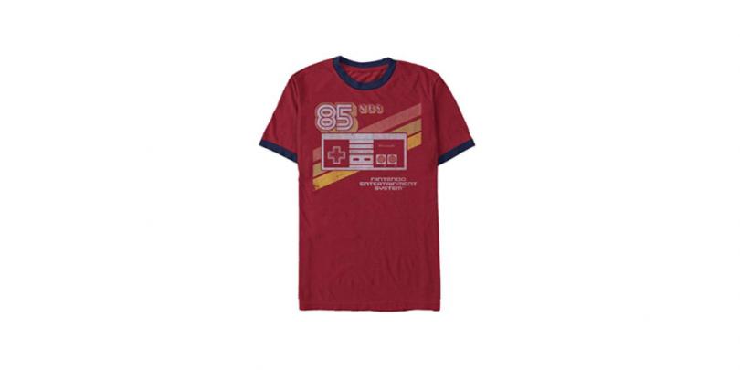Nes Throwback 1985 Controller Tshirt