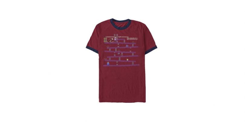 Original Donkey Kong Nintendo Tshirt