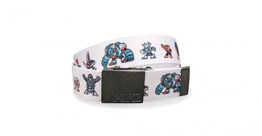Retro Gaming Belt Mega Man