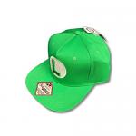 Super Mario Bros Luigi Snapback Bioworld