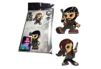 The Last of Us Ellie and Joel Pins