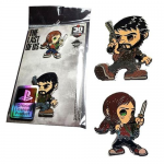 The Last of Us Joel and Ellie Collectible Pin 2-Pack