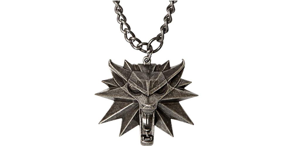 Witcher Wild Hunt Medallion by J!NX