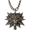 Witcher Wild Hunt Medallion by J!NX
