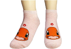 Women Novelty Low Cut Pokemon Sock Charmander