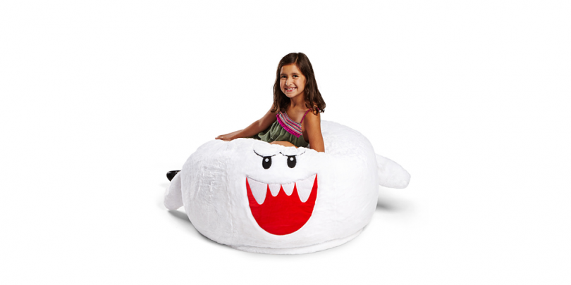 Giant Boo Beanbag Chair