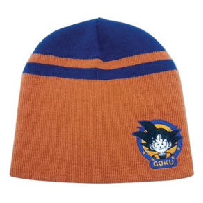 Goku Beanie Dragon Ball Signature Colors