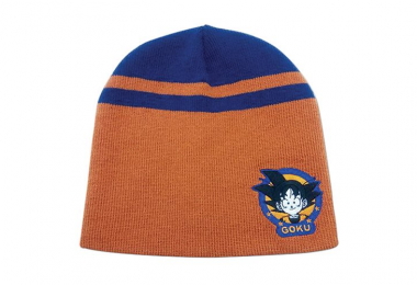 Goku Beanie Dragon Ball Signature Colors