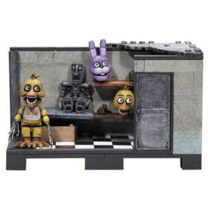 Five Nights at Freddys Chica and Bonnie Backstage