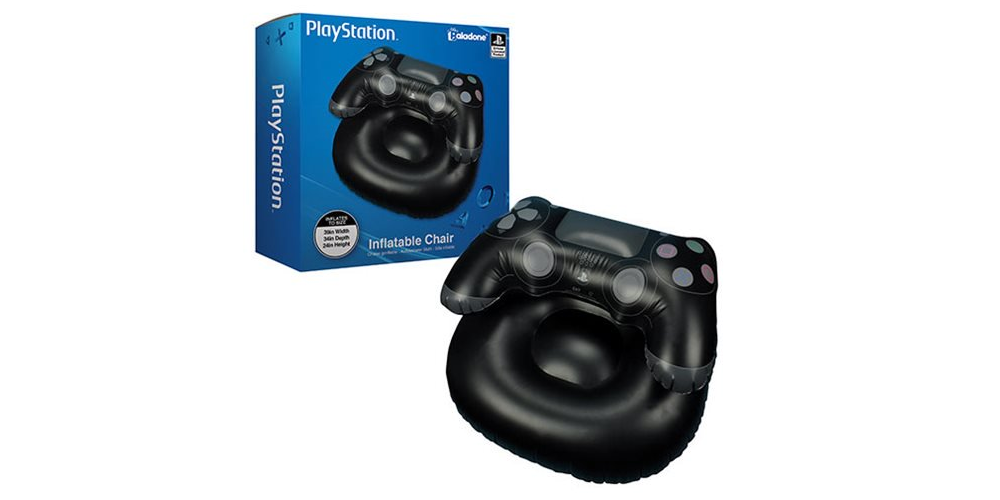 Inflatable PlayStation Chair