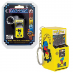 Pac-Man Arcade Key Chain