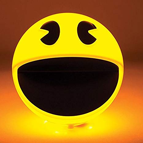 PacMan Lamp (front)